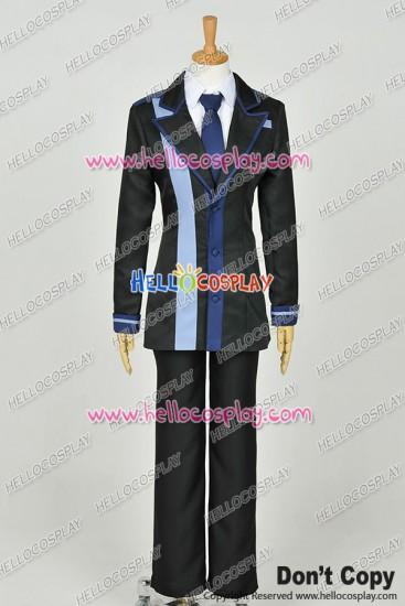 Black Bullet Burakku Buretto Cosplay Rentarō Satomi Uniform Costume