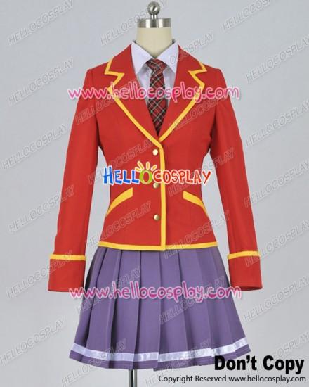 Noucome Cosplay Chocolat Girl Uniform Costume