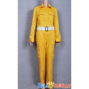 The Teenage Mutant Ninja Turtles April O'Neil Costume New