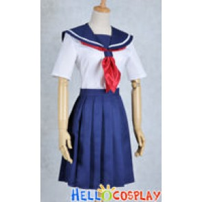 Toaru Kagaku No Rērugan A Certain Scientific Railgun Cosplay Uiharu Kazari Costume Uniform