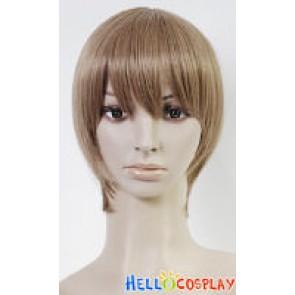 Gintama Cosplay Shinsengumi Sogo Okita Wig