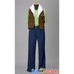 Mobile Suit Gundam 00 Lockon Stratos Cosplay Costume