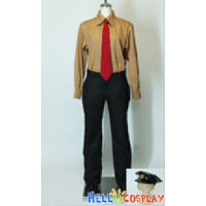 Lucky Dog 1 Cosplay Jailer Uniform