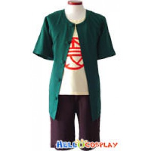 Naruto Choji Akimichi Cosplay Costume