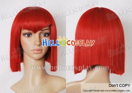 Black Butler Kuroshitsuji Cosplay Madame Red Wig