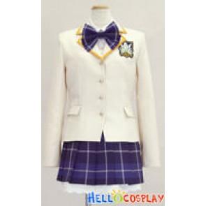 Chaos Head Cosplay Nanami Nishijo Uniform
