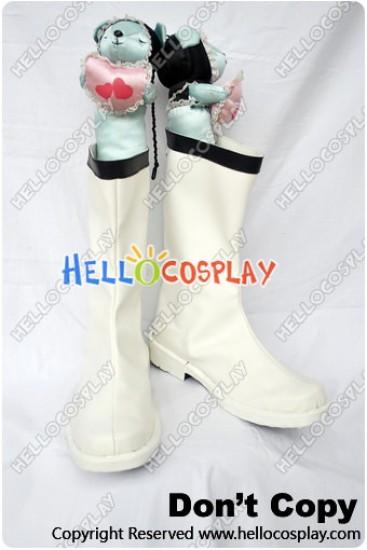 Touhou Project Cosplay Rinnosuke Morichika Boots