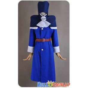 Fairy Tail Cosplay Juvia Loxar Costume