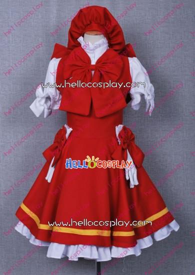 Cardcaptor Sakura Sakura Cosplay Dress