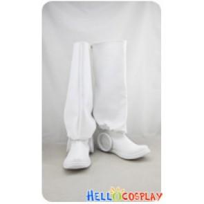 Katekyo Hitman Reborn Cosplay Y Gamma Boots White