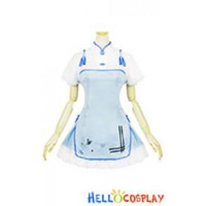 Lolita Cosplay Daily Chinese Maid Dress