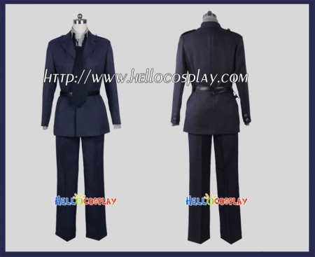 Lucky Dog Cosplay Police Uniform