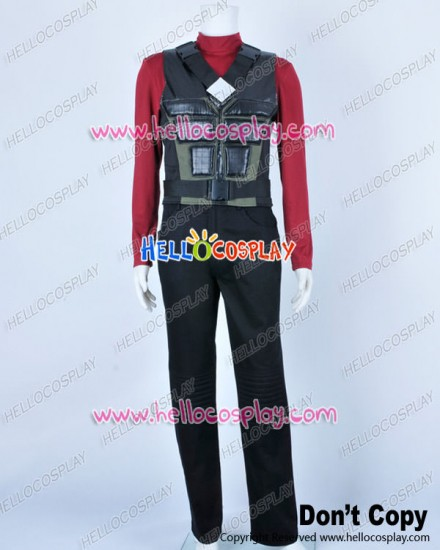 Blade Trinity Cosplay Wesley Snipes Uniform Suit Costume