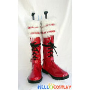 Blue Exorcist Shoes Rin Okumura Boots