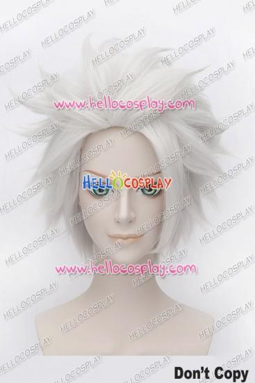Bleach Toushirou Hitsugaya Cosplay Wig