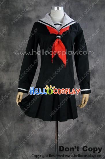 Hell Girl Cosplay Enma Ai School Uniform Costume