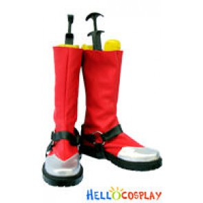BlazBlue Cosplay Ragna The Bloodedge Boots