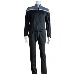Star Trek Online Odyssey Science Uniform Cosplay Costume
