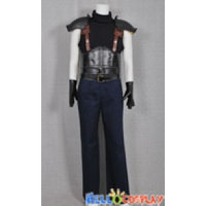 Final Fantasy VII Cosplay Zack Fair Costume
