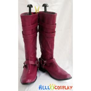Blue Exorcist Cosplay Mephisto Pheles Boots
