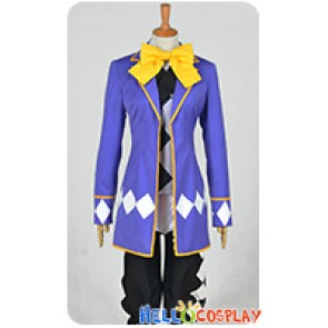 Black Butler Kuroshitsuji: Book Of Circus Cosplay Noah's Ark Circus Joker Costume