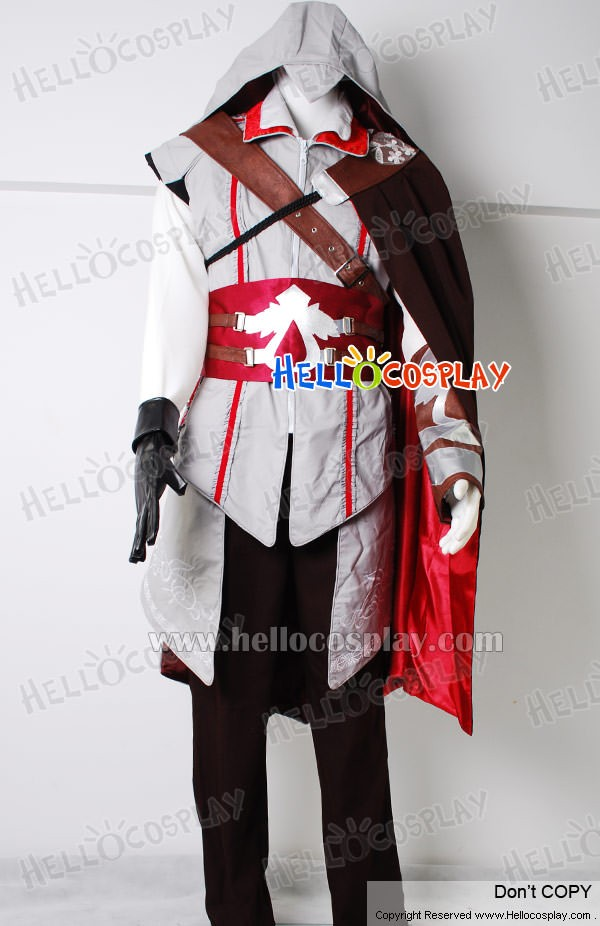 Assassin S Creed Ii 2 Cosplay Ezio Costume