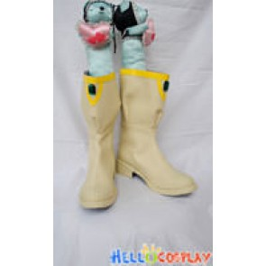 Magic Knight Rayearth Cosplay Shoes Alcyone Boots