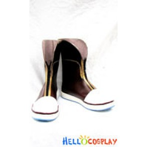 Ragnarok Online Cosplay High Wizard Short Boots