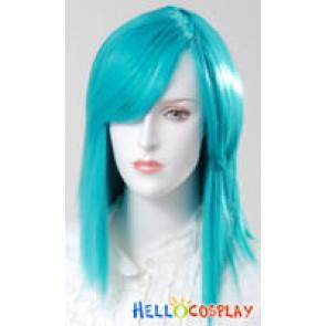 Cosplay Neon Blue Short Wig