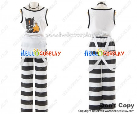 Lucky Dog 1 Cosplay Ivan Fiore Prisoner Costume