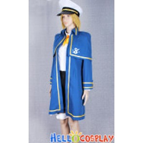 Vocaloid 3 Oliver Cosplay Costume