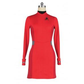 Star Trek Beyond Nyota Uhura Dress Cosplay Costume Uniform