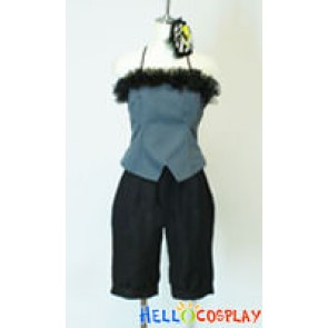 K-On Don't Say Lazy Cosplay Ritsu Tainaka Costume