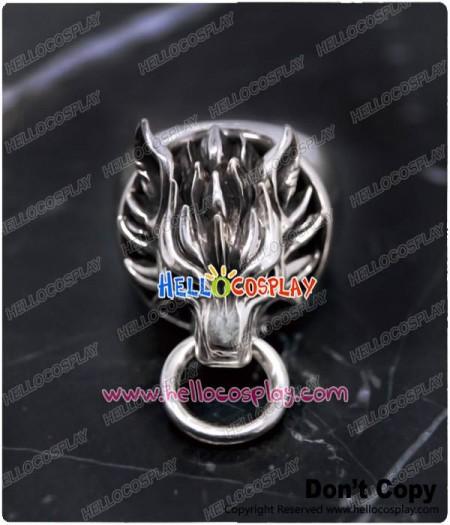 Final Fantasy VII Advent Children Cosplay Tifa Fenrir Ring
