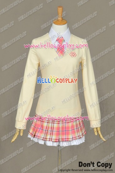 Noragami Cosplay God Of Poverty Ebisu Kofuku Uniform Costume