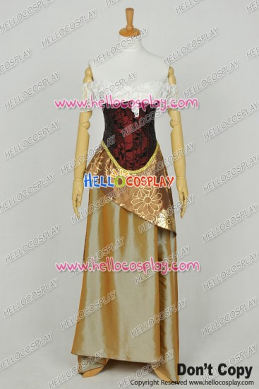The Phantom Of The Opera Christine Daaé Formal Dress Cosplay Costume