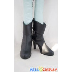 Ace Attorney Cosplay Shoes Franziska Von Karma Boots