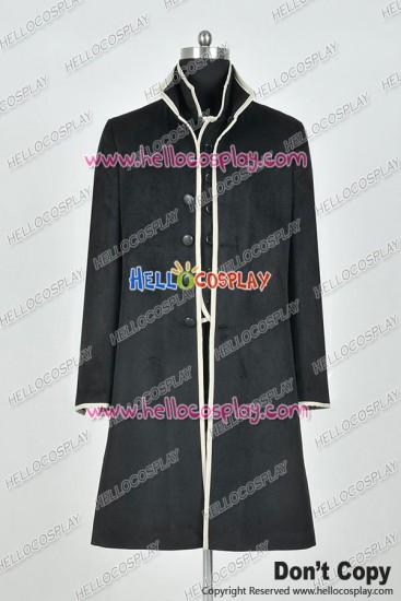 Sleepy Hollow Movie Ichabod Crane Cosplay Costume Trench Coat Vest