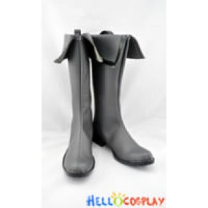 Inu x Boku SS Cosplay Shoes Kagero Shokiin Boots