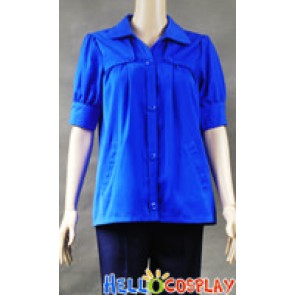 Twilight New Moon Cosplay Alice Costume Shirt