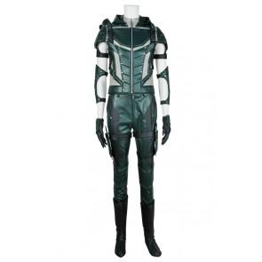 Green Arrow 4 Oliver Queen Cosplay Costume Combat Uniform