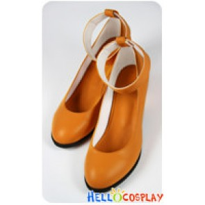 Sailor Moon Cosplay Sailor Venus Minako Aino Shoes