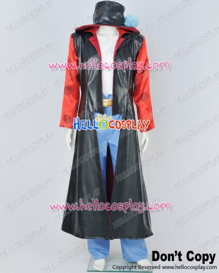 One Piece Cosplay Dracule Mihawk Hawk Eyes Costume