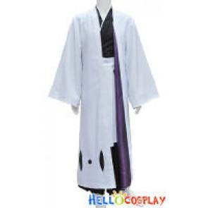 Bleach Shigekuni Yamamoto-Genryusai Cosplay Captain Cloak