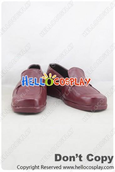 Sword Art Online Cosplay Shoes Leafa Suguha Kirigaya Shoes Red
