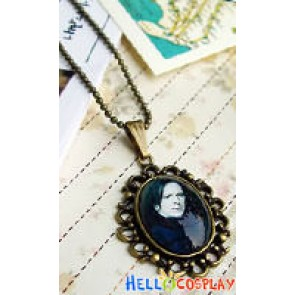 Harry Potter Accessories Severus Snape Necklace