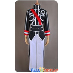 Tales Of The Abyss Cosplay The Viscount Luke Fone Fabre Uniform Costume