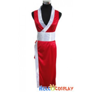 The King Of Fighters Cosplay Mai Shiranui Dress