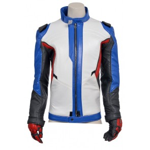 Overwatch Cosplay Soldier 76 Jacket Costume