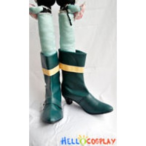Vocaloid 2 Cosplay Ruka Boots